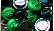A home-made haberdashery?Recycle!