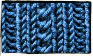 Blue Farrah: another stitch's chart