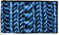 Blue Farrah: another stitch'schart