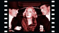 My weekend movie: Design for living(1933)