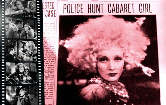Blonde Venus 1932